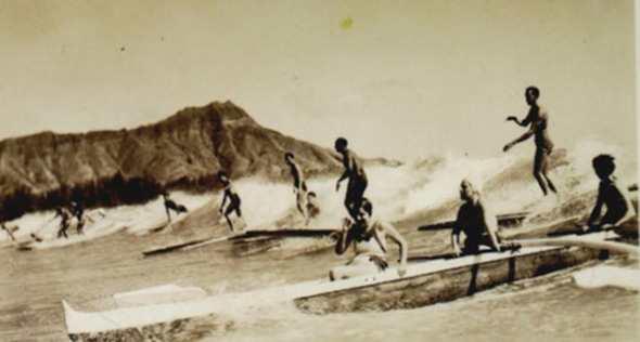 История серфинга