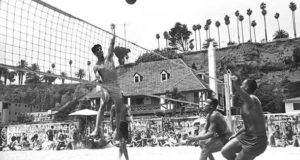История пляжного волейбола