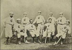 История бейсбола