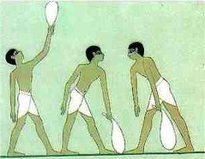 История тяжелой атлетики в Древнем Египте