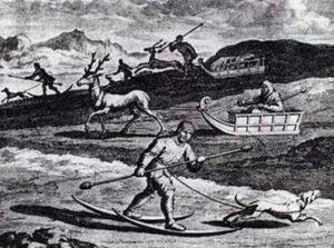 История горнолыжного спорта