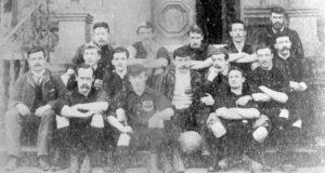Футбольный клуб «Шеффилд» 1890 год