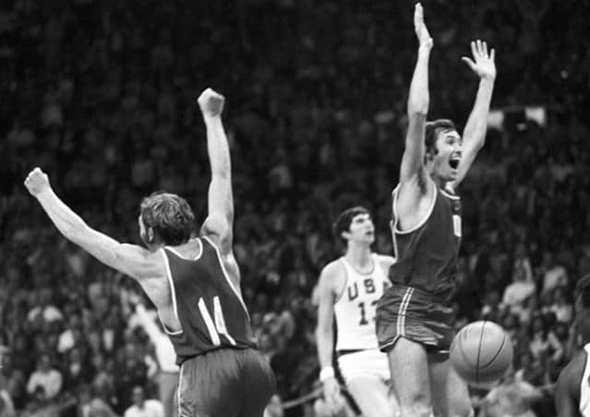 История баскетбола