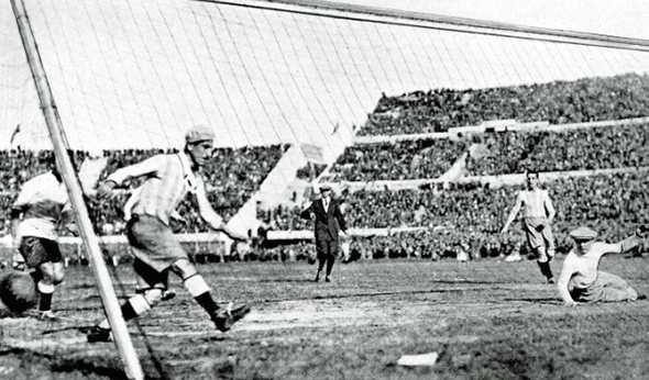 Финальный матч Чемпионата мира 1930 года