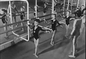 История художественной гимнастики