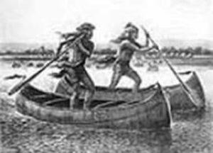 История гребли на байдарках и каноэ