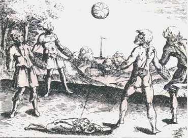 История гандбола