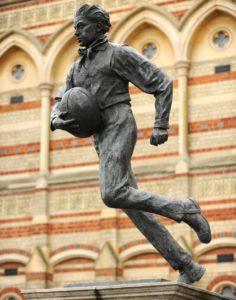 Памятник Уильяму Уэбб Эллису