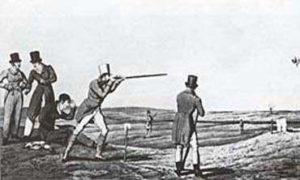 История стендовой стрельбы