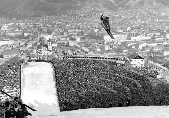 История прыжков на лыжах с трамплина