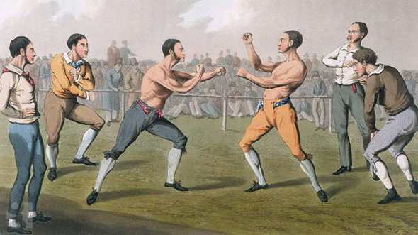 Английский кулачный бой