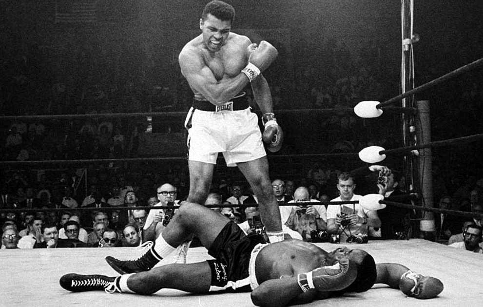 Мухаммед Али против Сонни Листона