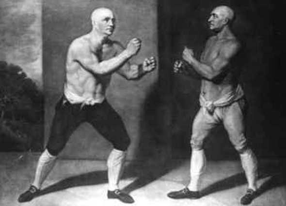 Английский бокс