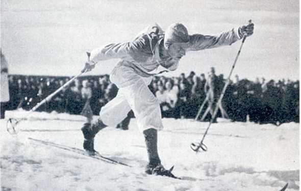 Лыжные гонки в Норвегии