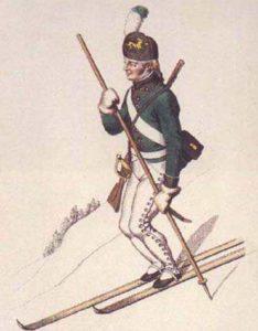 История лыжных гонок