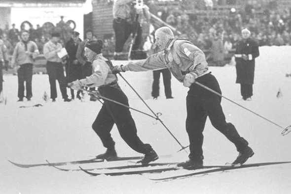 Лыжные гонки на олимпиаде Гармиш-Партенкирхен 1936 года