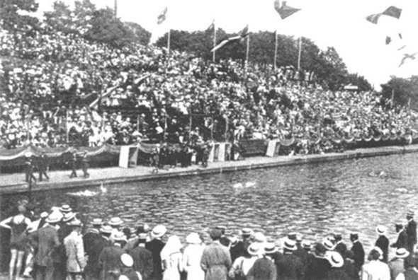 История плавания