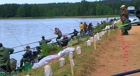 Рыболовный спорт