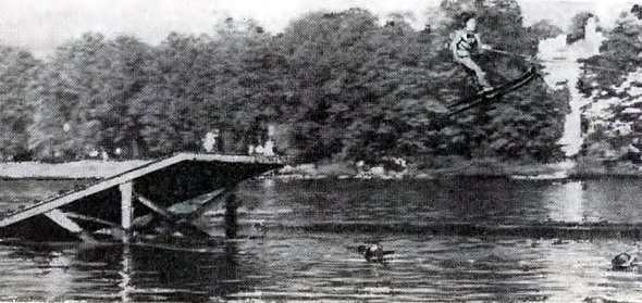 История воднолыжного спорта