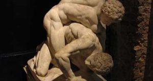 История греко-римской борьбы