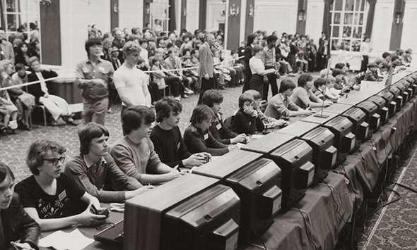 История киберспорта