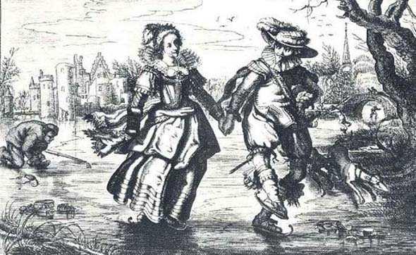 История фигурного катания