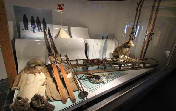 музей лыж осло