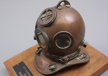 История подводного плавания
