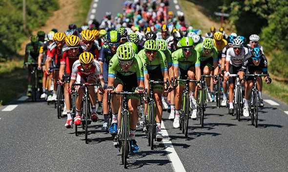 История Tour de France