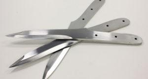 История спортивного метания ножа