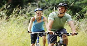 Преимущества езды на велосипеде