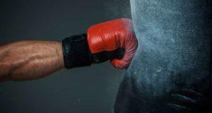 История боксерской груши