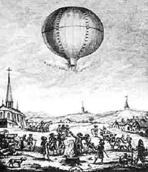 Воздушный шар Монгольфье