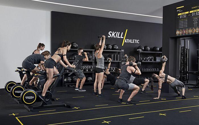 фитнес-мастерство