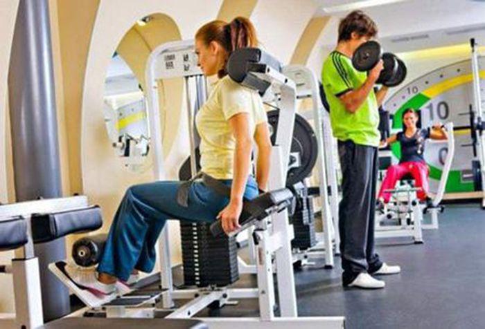 фитнес-здоровье